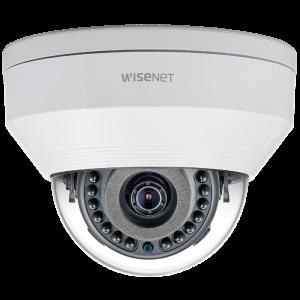 Фото 43 - Уличная вандалостойкая IP-камера Wisenet LNV-6030R с WDR 120 дБ и ИК-подсветкой, ПО Trassir в подарок.
