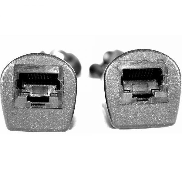 Фото 6 - Пассивный комплект (инжектор + сплиттер) OSNOVO PPK-11 для передачи PoE по кабелю Cat 5e.