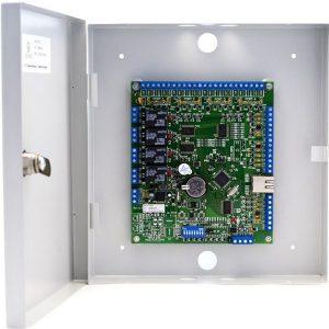 Фото 5 - Сетевой контроллер Sigur E500U для работы в составе СКУД, внутреннее исполнение, металлический корпус.