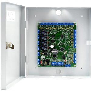 Фото 18 - Сетевой контроллер Sigur R500U для работы в составе СКУД, внутреннее исполнение, металлический корпус.
