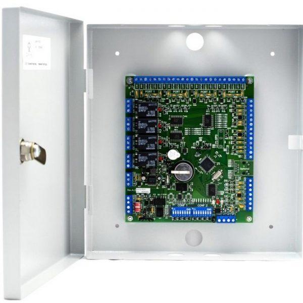 Фото 1 - Сетевой контроллер Sigur R500U для работы в составе СКУД, внутреннее исполнение, металлический корпус.