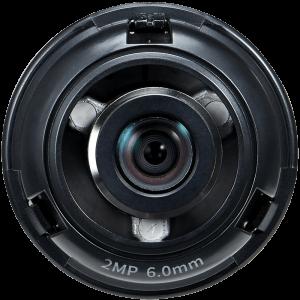 Фото 33 - Видеомодуль SLA-2M6000D с объективом 6 мм для камеры PNM-7000VD.