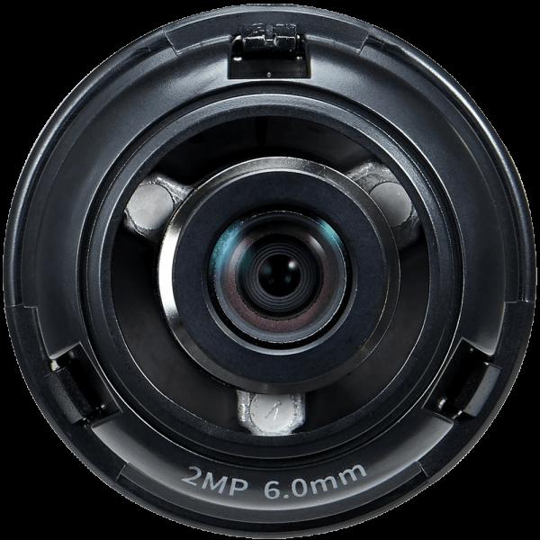 Фото 1 - Видеомодуль SLA-2M6000D с объективом 6 мм для камеры PNM-7000VD.