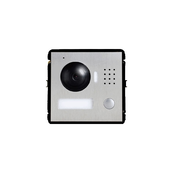 Фото 1 - Основной модуль сборной вызывной панели True IP TI-2308M/M с камерой.