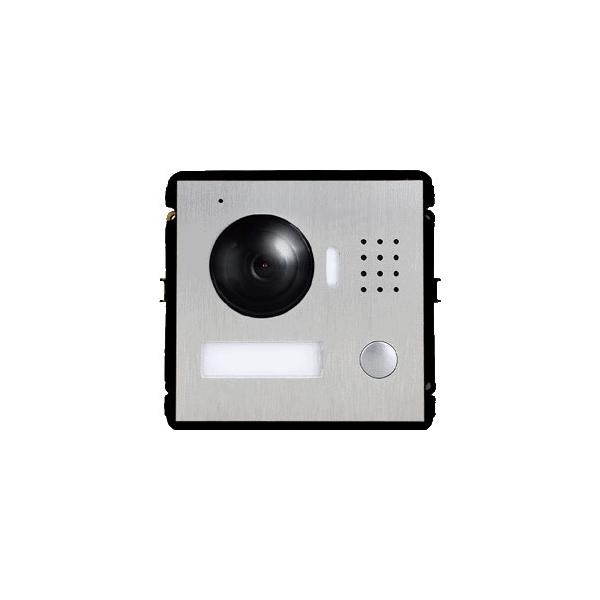 Фото 12 - Основной модуль сборной вызывной панели True IP TI-2308M/M с камерой.