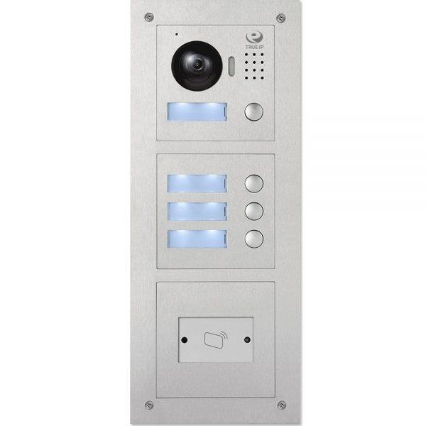 Фото 1 - Дополнительный модуль считывателя Mifare True IP TI-2308M/R для вызывной панели TI-2308M/M.