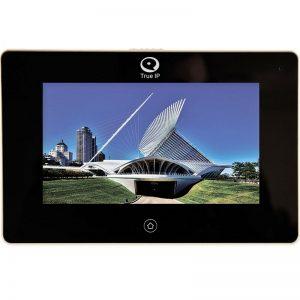 """Фото 9 - WiFi IP монитор True IP TI-3010BW с сенсорным дисплеем 7"""" LCD."""