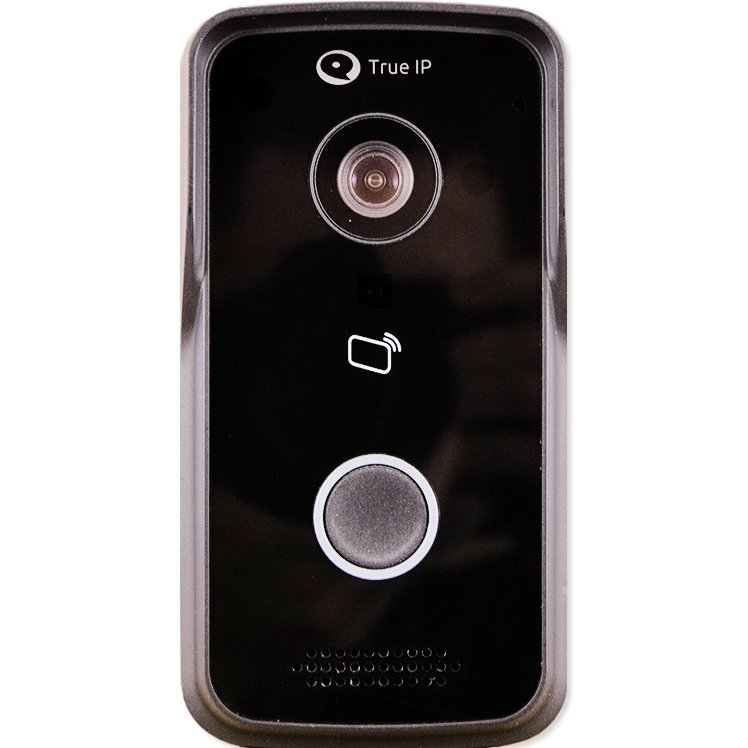 Фото 3 - True IP TI-3611CRW вызывная панель: считыватель Mifare, камера с ИК-подсветкой, Wi-Fi.