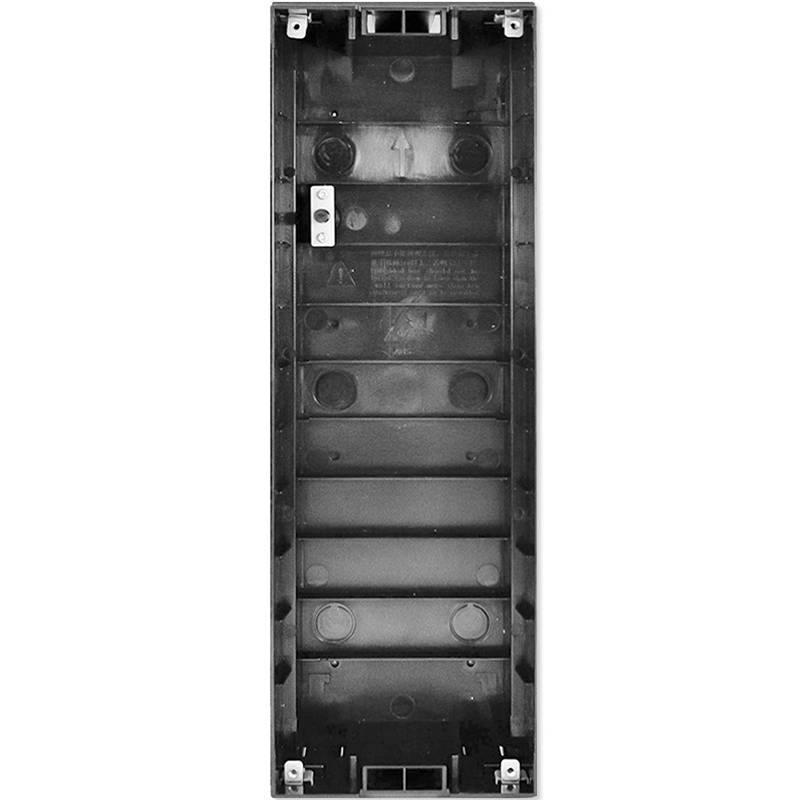 Фото 3 - Врезной пластиковый бокс TI-Box PL2 для крепления вызывной панели TI-2400СМ (LT).