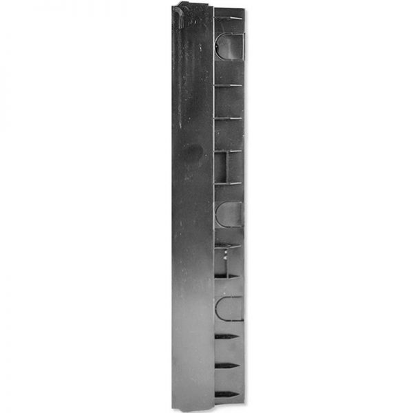 Фото 2 - Врезной пластиковый бокс TI-Box PL2 для крепления вызывной панели TI-2400СМ (LT).