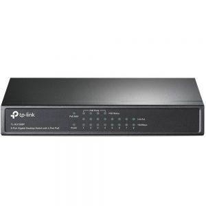 Фото 10 - TP-Link TL-SG1008P: 8-портовый Fast Ethernet PoE-коммутатор.