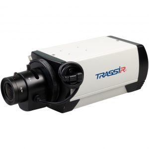 Фото 35 - TRASSIR TR-D1120WD + ПО TRASSIR в подарок. 2Мп IP-камера под объектив c WDR 120дБ.