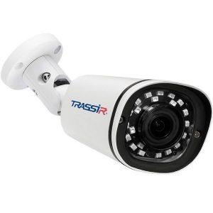 Фото 36 - Камера видеонаблюдения Trassir TR-D2122WDZIR3 + ПО TRASSIR в подарок: уличный 2Мп bullet с motor-zoom и ИК-подсветкой до 35 м.