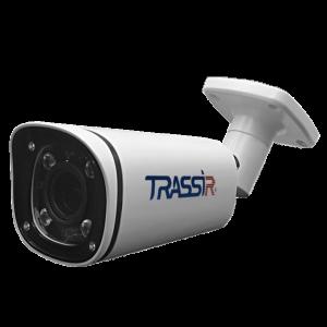 Фото 27 - Trassir TR-D2123WDIR6 + ПО TRASSIR в подарок: уличная цилиндрическая IP камера с вариообъективом и ИК-подсветкой до 60 м.