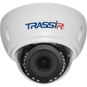 Фото 35 - Камера видеонаблюдения Trassir TR-D3142ZIR2 + ПО TRASSIR в подарок: вандалостойкий уличный 4Мп купол с motor-zoom и ИК-подсветкой до 25 м.