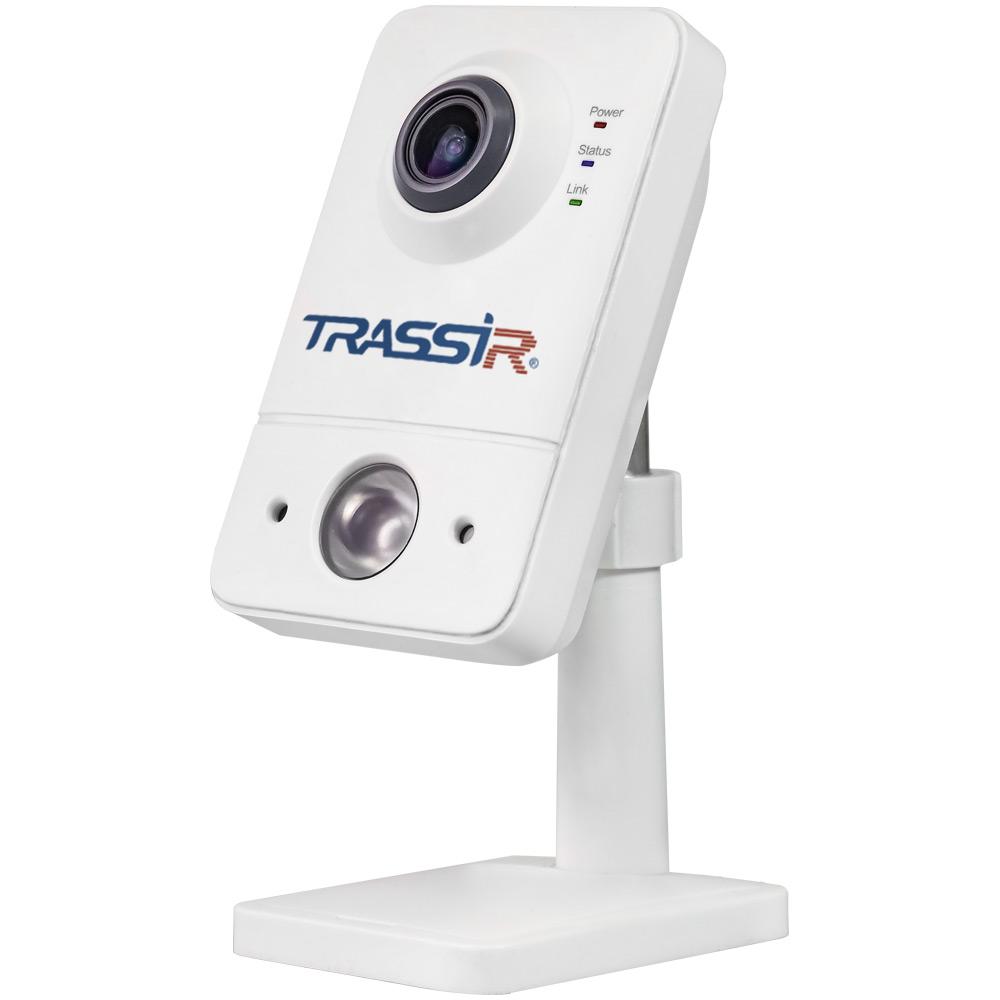 Фото 3 - Беспроводная внутренняя IP камера видеонаблюдения TRASSIR TR-D7111IR1W с ИК-подсветкой до 10 м.