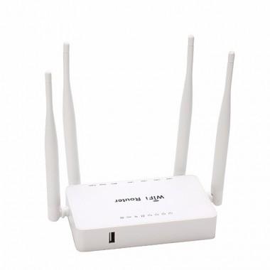 Фото 3 - Готовый комплект для подключения интернета Стандартный пригород 3G, 4G LTE для дома и дачи.