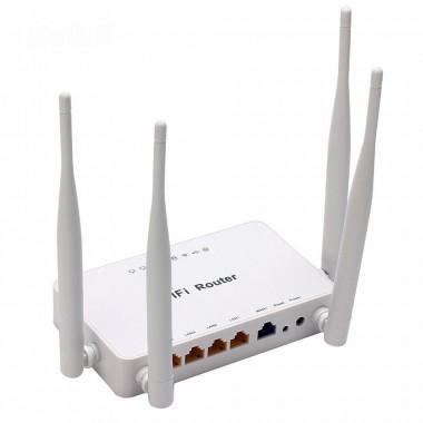 Фото 2 - Готовый комплект для подключения интернета Стандартный пригород 3G, 4G LTE для дома и дачи.